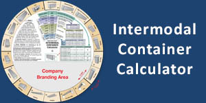 Intermodal Container Calculator