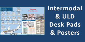 Intermodal Desk Pads