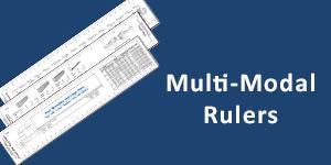 Multi-Modal Rulers